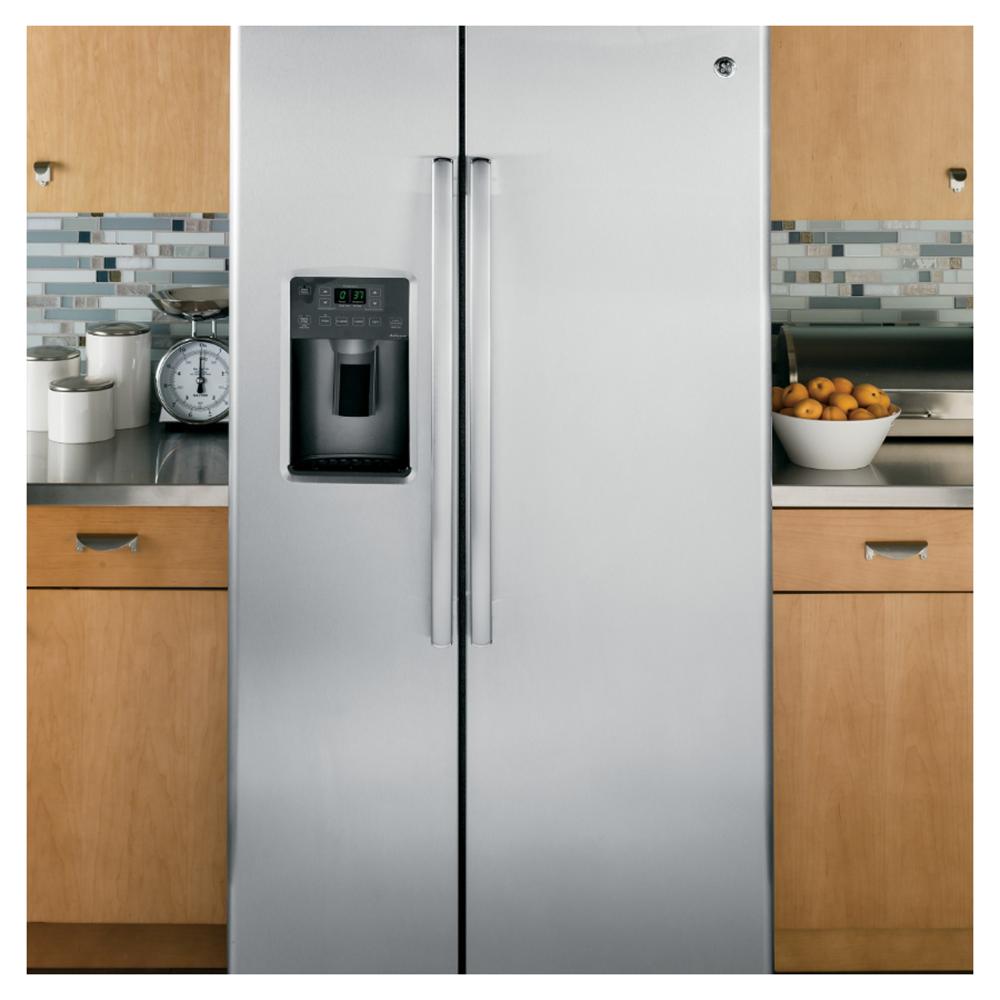 GE Refrigerator for Kitchen Remodel
