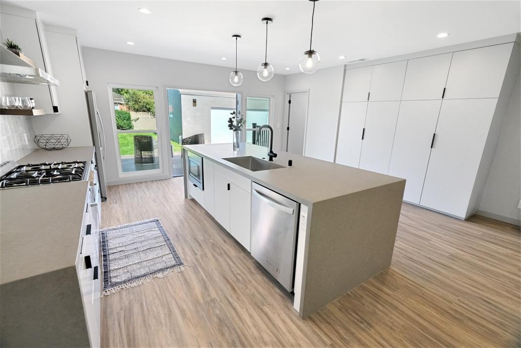 Blackthorne Home Remodel - Lakewood Village, Long Beach, CA