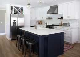Londonderry Kitchen Remodel - Costa Mesa, CA