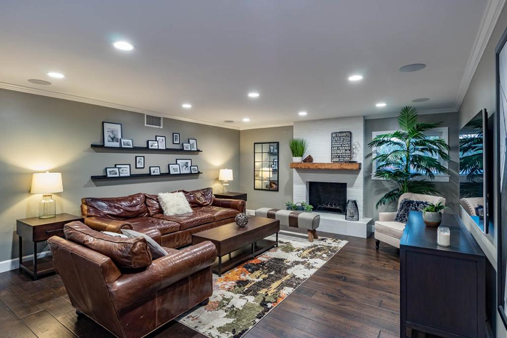 Pippen Living Room III