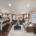 Interior Design: Pippen Open Concept Living, Dinning & Kitchen