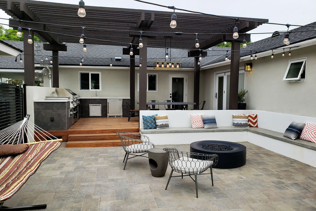 Pippen Patio BBQ and Fire Pit