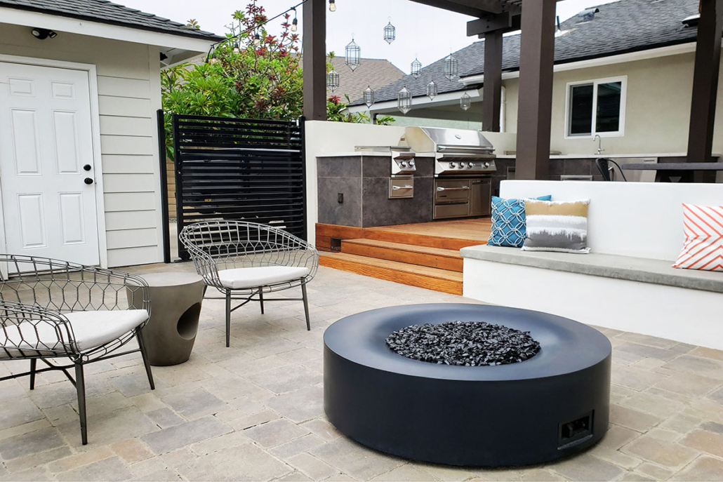 Pippen Patio BBQ and Fire Pit II