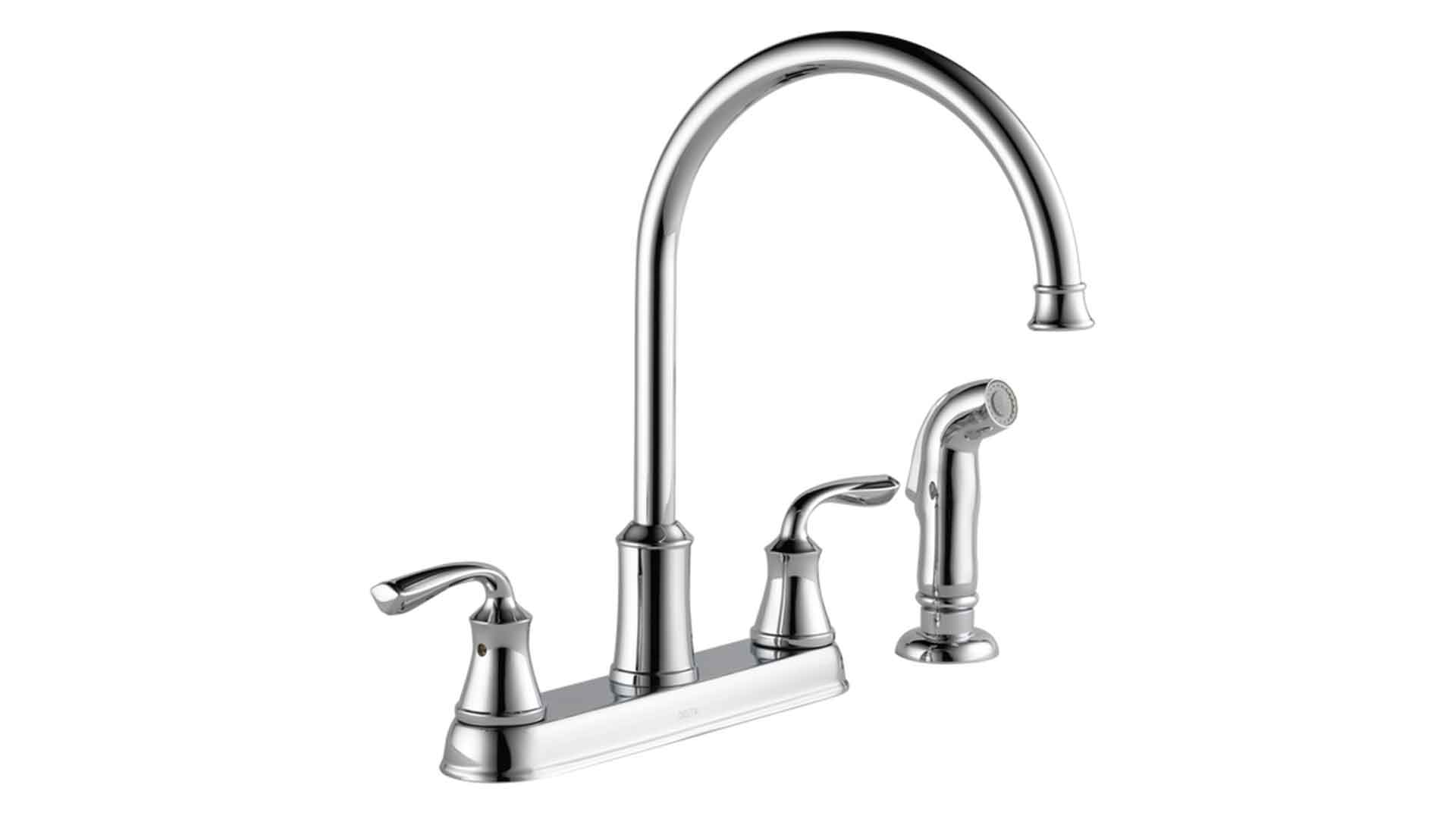 Delta Two Handle Faucets