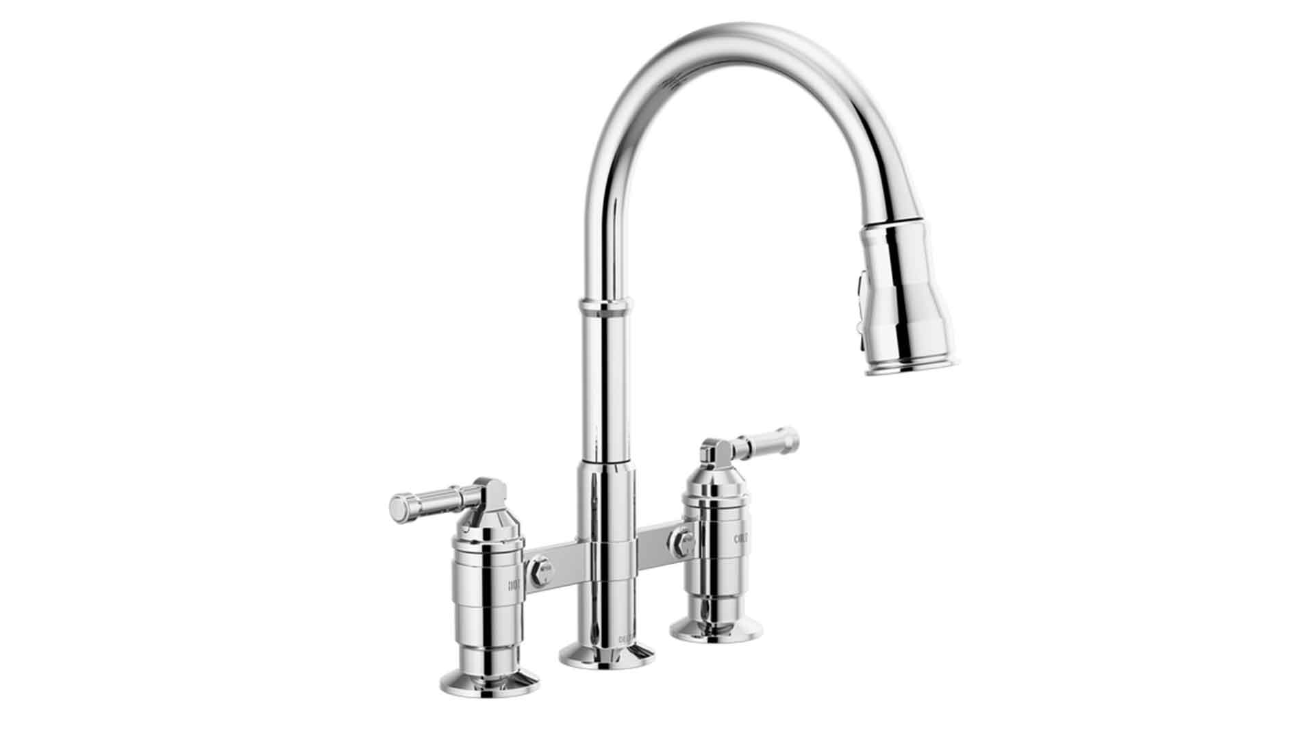 delta3 Two Handle Faucets