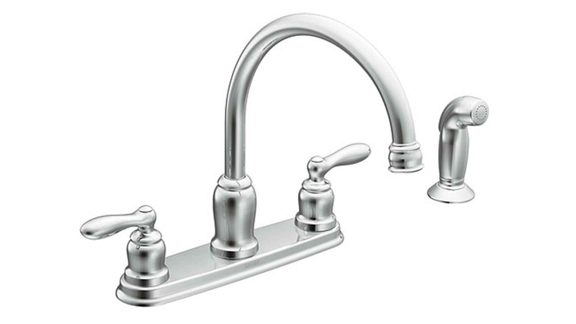 Moen Two Handle Faucets